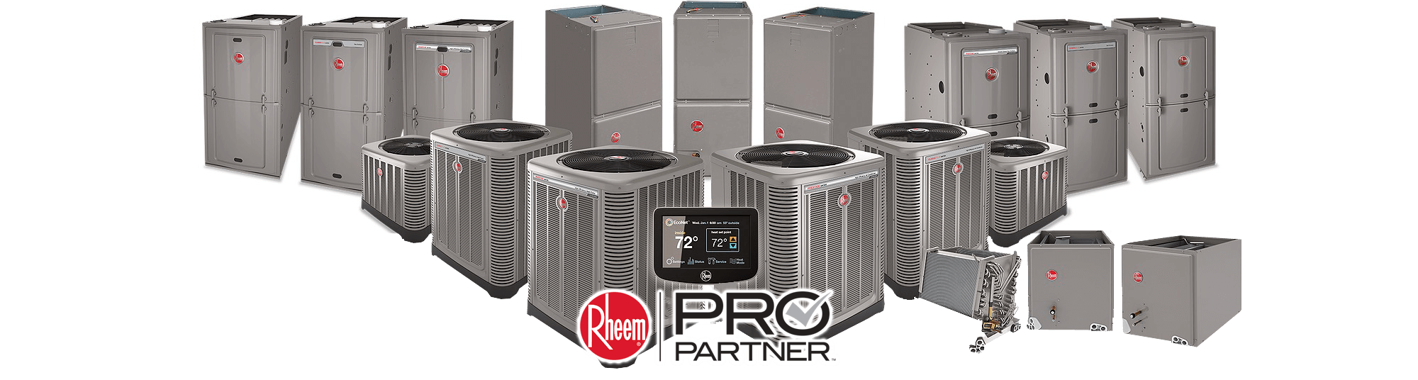 Rheem Heat Pump service in Herndon VA is our speciality.
